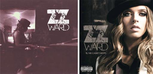 zz ward albums